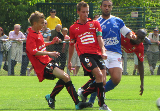 Reserve : Rennes still unable to win