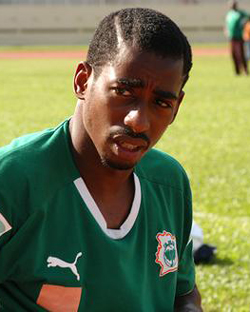Boubacar Barry Copa
