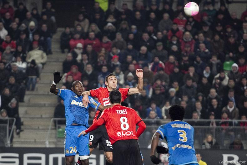 Stade Rennes remains in the race