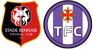 Toulouse defeat toothless Rennes