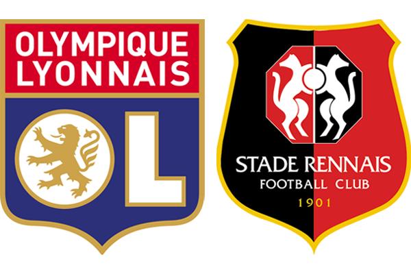 Compositions de Lyon - Rennes : Maxwel Cornet est titulaire, Houssem Aouar remplaçant