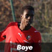 Discipline: Boye suspended against Brest