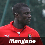 Injuries: Mangane to return soon ?