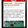 Application iPhone Stade Rennais Online (article)