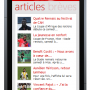Application Windows Phone Stade Rennais Online
