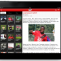 Application iPad Stade Rennais Online