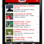 Application iPhone Stade Rennais Online